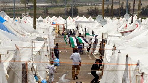 1  - Refugee camp